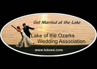Lake Ozark Wedding Professionals Association : Get Married at the Lake!
